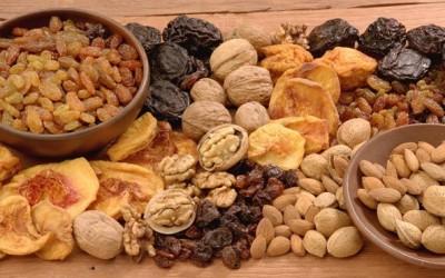 Consejos sobre alergias a los frutos secos, alergias alimentarias