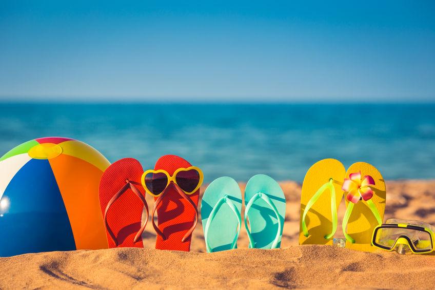 Alimentos recomendados para un día de playa