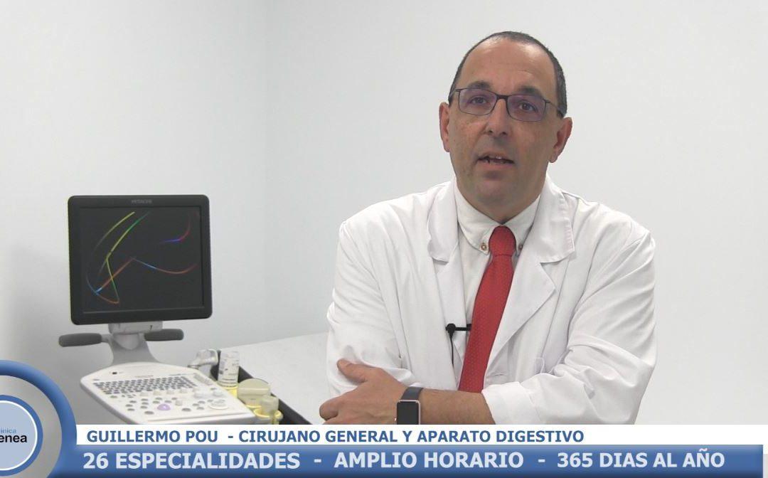 Entrevista al doctor Guillermo Pou, cirujano general y aparato digestivo sobre la técnica denominada REPA
