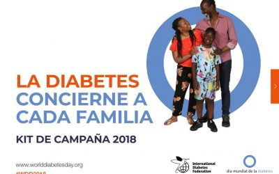 Diabetes, hablemos de ella