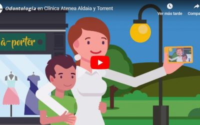 Odontología en Clínica Atenea Aldaia y Torrent