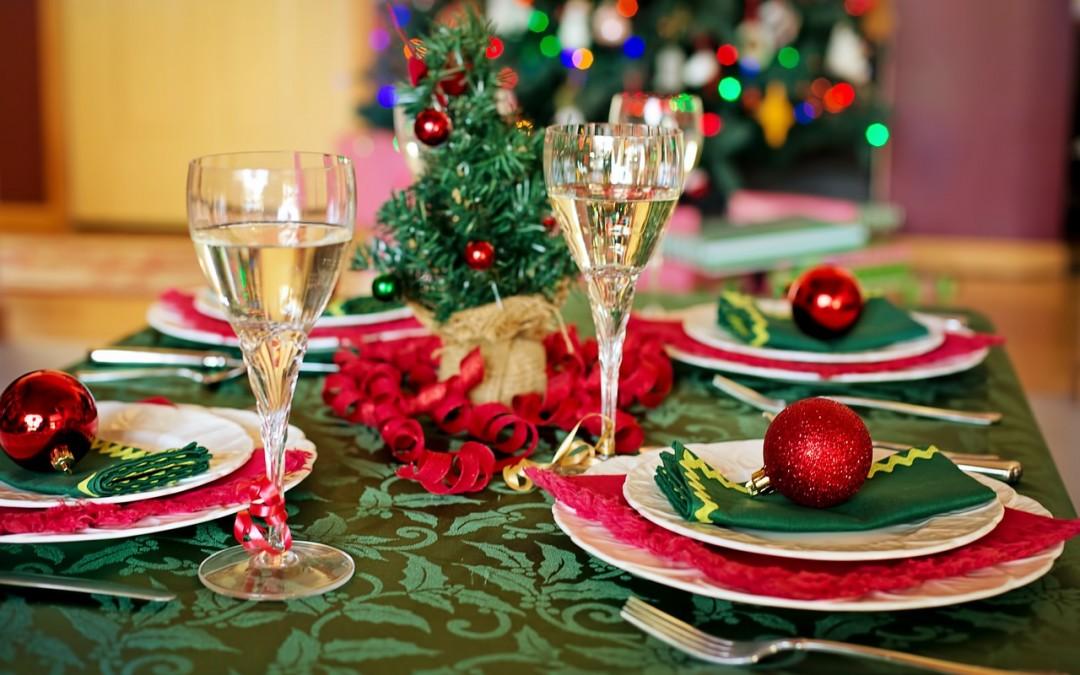 Cuidado con los excesos en Navidad